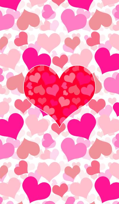 LOVE HEART PURE