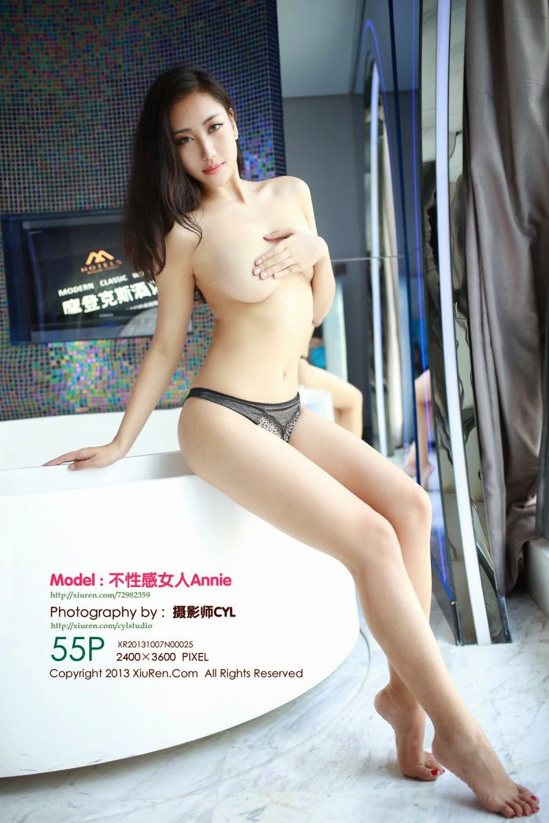 cover55 - Xiuren Girl Nude