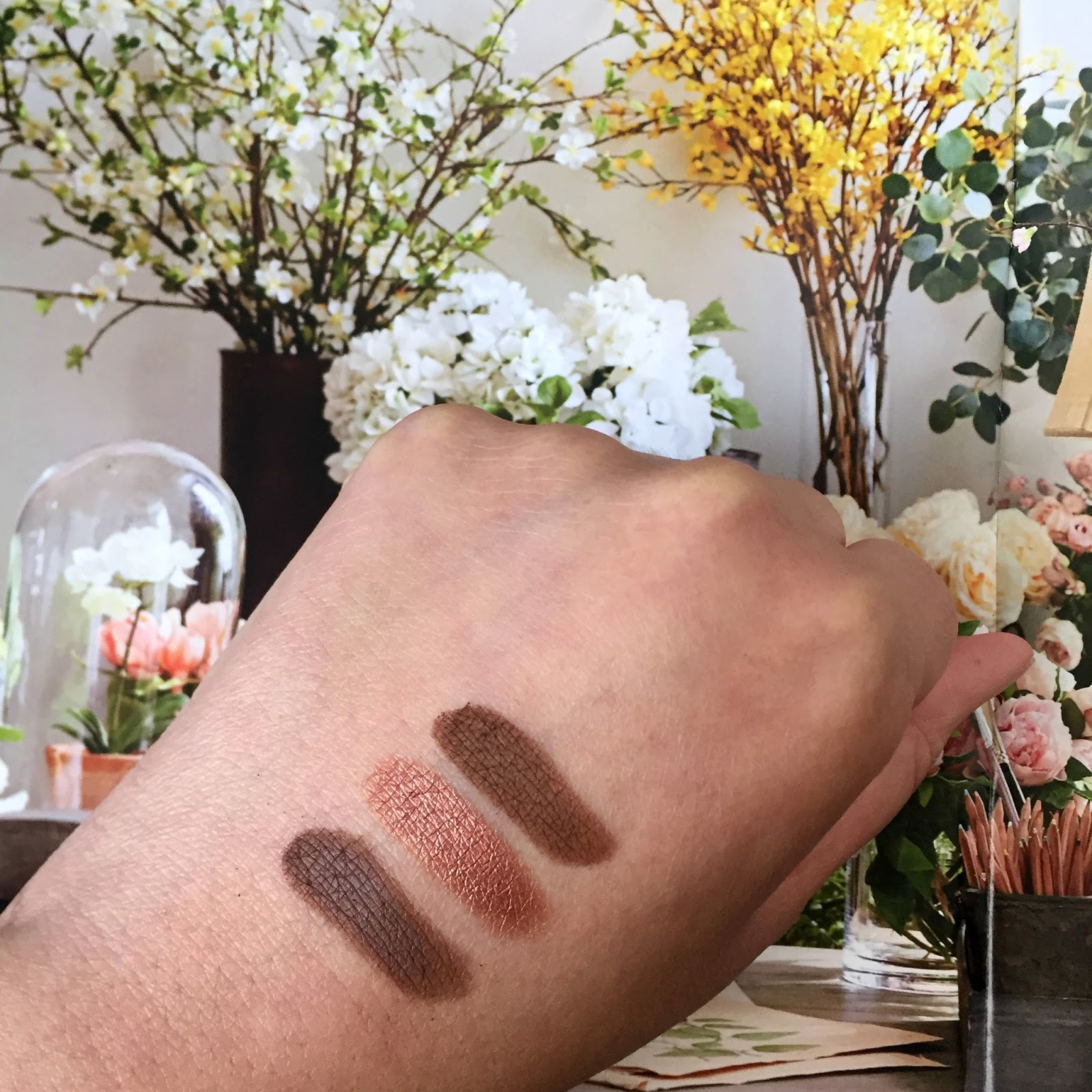 morphe 9b bronzed babe eyeshadow palette review  u0026 swatches