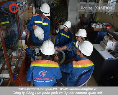 Đội ngũ nhân viên kỹ thuật tay nghề cao đã hoàn thành thi công lắp đặt tại nhiều nơi và chưa từng bị chê trách về thái độ làm việc.
