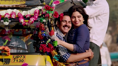 Bhumi Pednekar And Akshay Kumar HD Picture