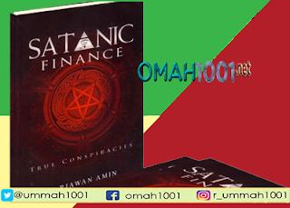 E-Book: Satanic Finance Karya A. Riawan Amin, Omah1001.net