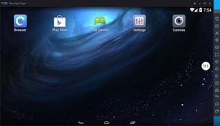 Nox App Player Emulator Android Ringan dan Cepat