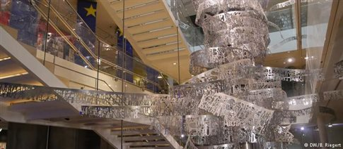 To νέο ευρωπαϊκό μουσείο ιστορίας στις Βρυξέλλες