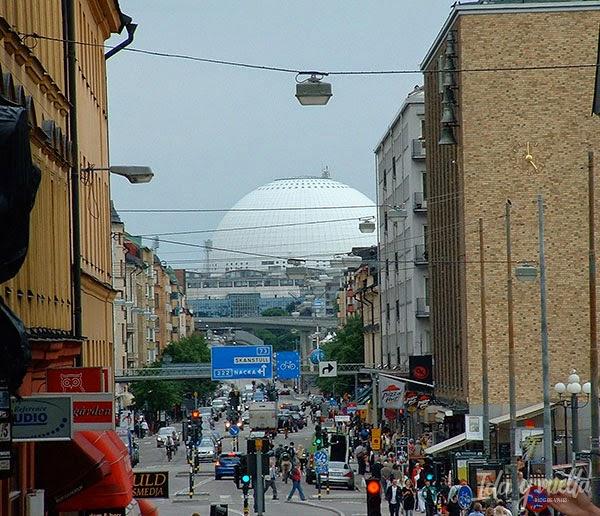 Globen Arena