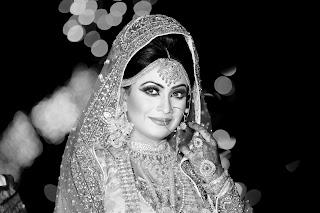 Farzana Chobi In Saree