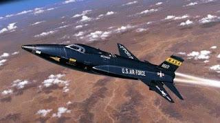 Top 10 Pesawat Tercepat Di Dunia