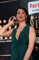 Laxmi Rai in a Deep neck Beautiful Green Gown Cute Actress Laxmi Rai ~  092.JPG