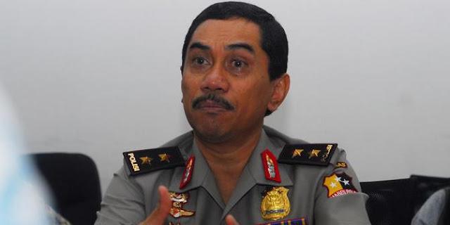 Bersandal Jepit Dan Berkaos Oblong, Irjen Polisi Ini Dicuekin Saat Melapor Ke Polsek