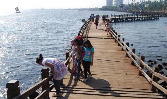 Daya Tarik Objek Wisata Pantai Marunda Di Cilincing Dki