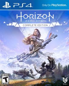 Horizon Zero Dawn Complete Edition Arabic