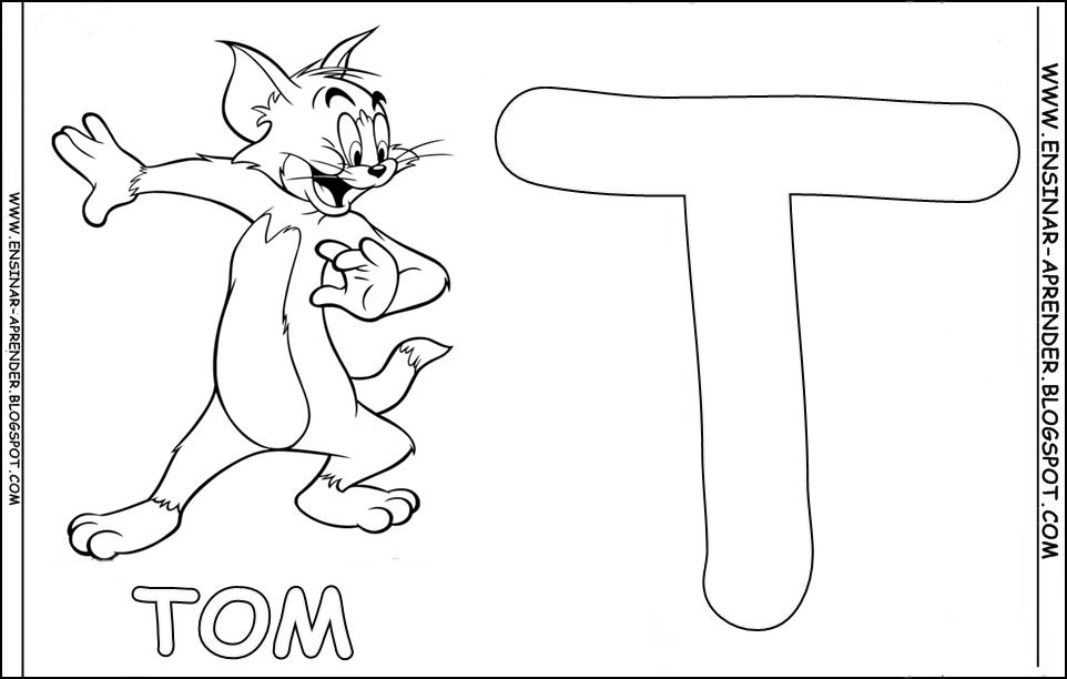 Alfabeto Com Personagens De Desenhos E Filmes Infantis Cantinho