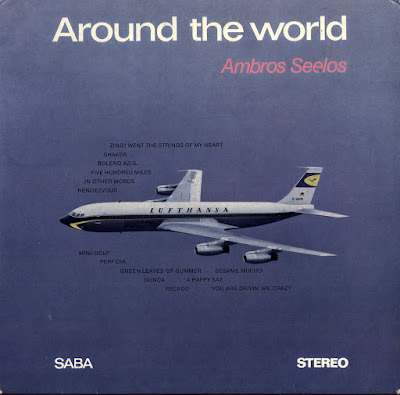 Ambros Seelos - Around The World (SABA, 1965)