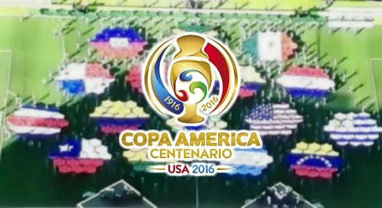 Archivio Voti Copa America Centenario: 2° giornata della fase a gironi