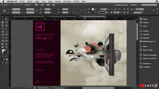 Adobe InDesign CC 2017 for Windows Latest Version Free Download