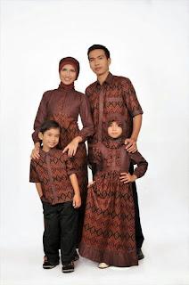 Baju Muslim Couple Ayah Ibu Dan Anak