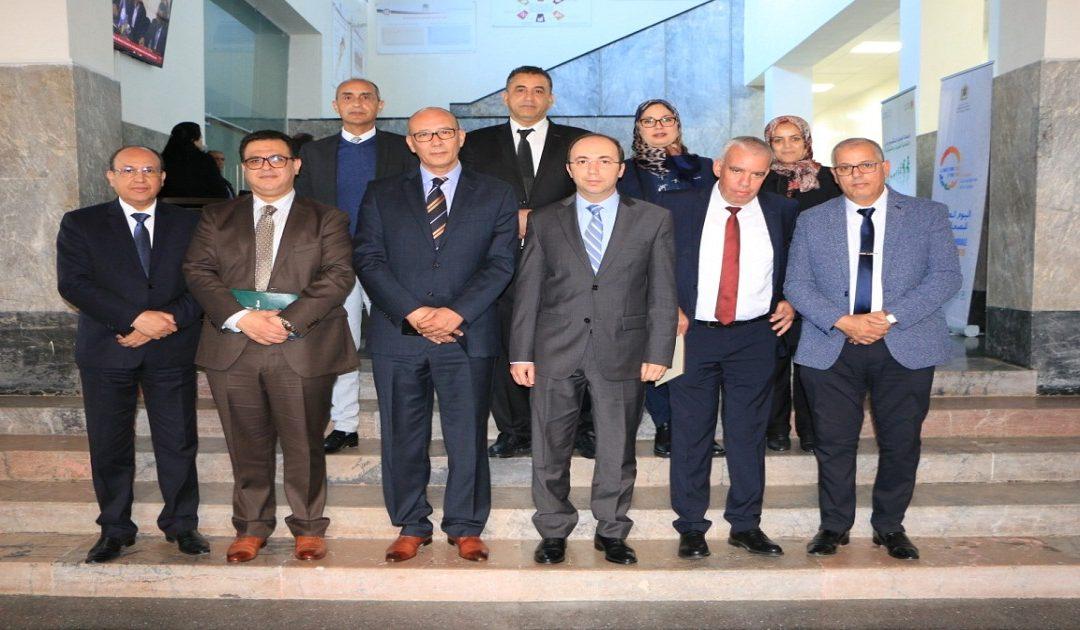 أناس الدكالي يلتقي برئيس وأعضاء الهيئة الوطنية للطبيبات والأطباء