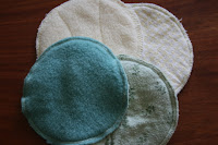 Image: Homemade Nursing Pads