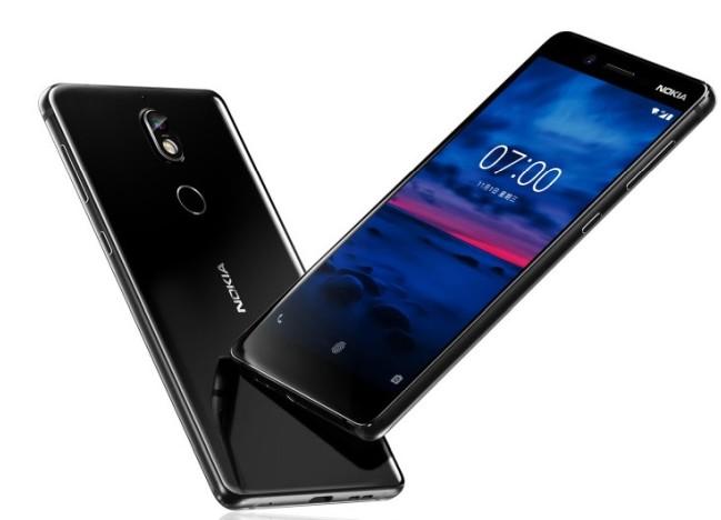 Nokia 7 Mid-range Android Phone