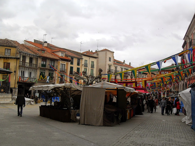 Feria Medieval de Aranda del duero