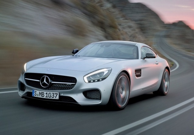 2017 REVIEW Mercedes-Benz AMG GT Coupe