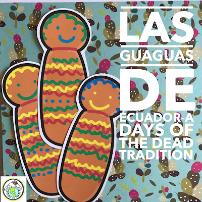 Las guaguas de Ecuador, a Days of the Dead Tradition