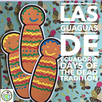 Las guaguas de Ecuador, a Days of the Dead Tradition