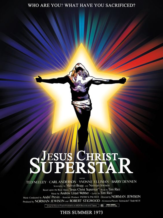 Movie Review Quot Jesus Christ Superstar Quot 1973 Lolo Loves