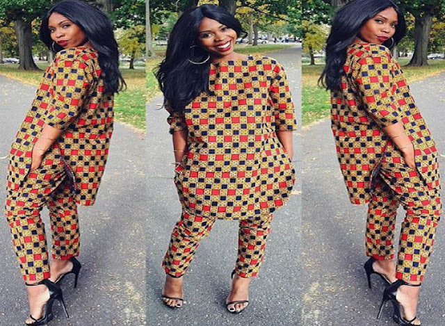 African attire for women