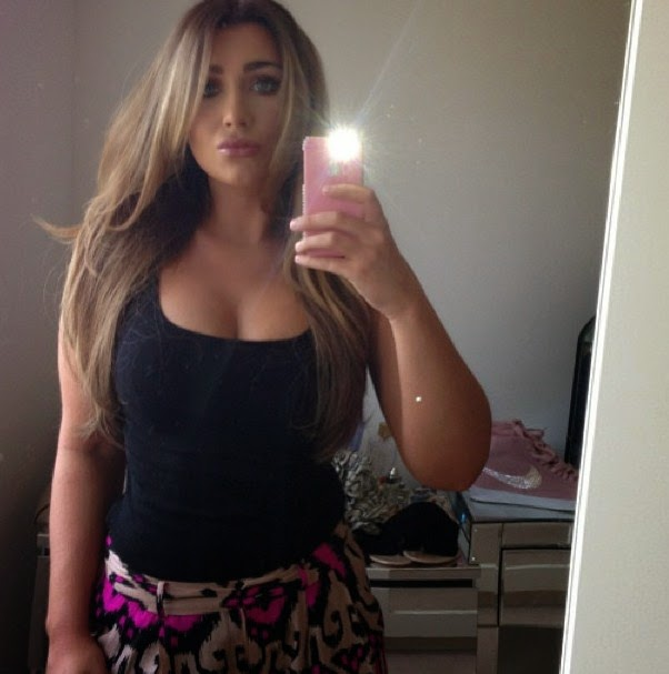 Lauren Goodgers Sex Tape
