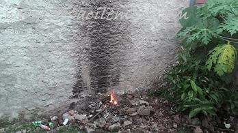 Cara membakar sampah yang baik