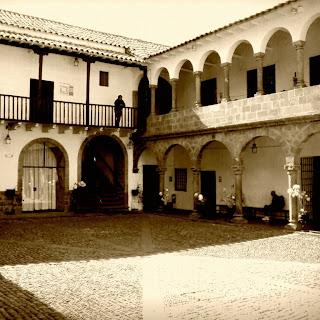 Museo Historico Regional, em Cusco