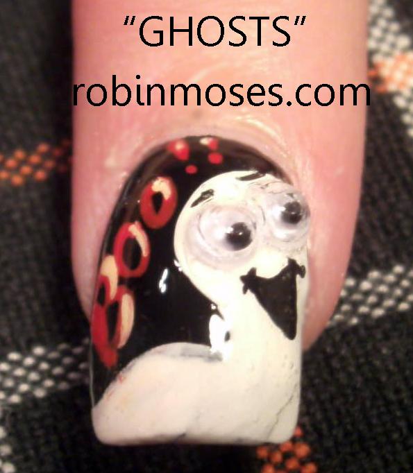 "Robin Moses Nail Art: ""halloween nail art"" ""cute halloween ..."