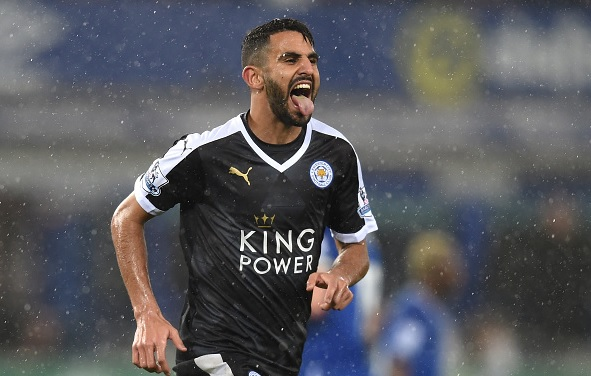 Riyad Mahrez signs new Leicester City deal