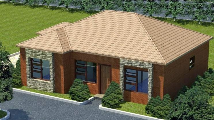 What is hip roof and gable roof what are the differences for Hip roof house