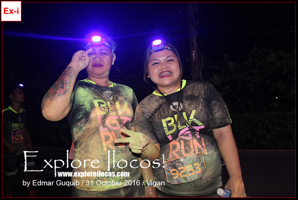 BLACK LIGHT RUN, VIGAN, ILOCOS SUR