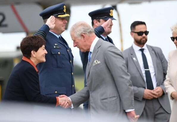 The Prince of Wales and Duchess of Cornwall will visit Auckland, Northland, Christchurch and Kaikōura in New Zealand