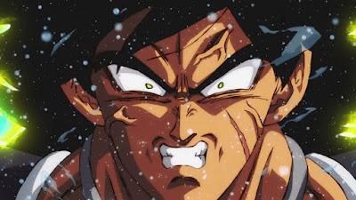 El dibujo de Shintani ya adaptado a la película es alucinante.