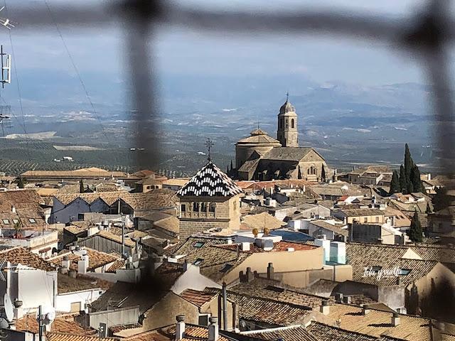 Vista desde la Torre del Reloj