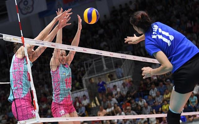 Kênh Olympic hợp tác với FIVB để phát triển hình ảnh bóng chuyền