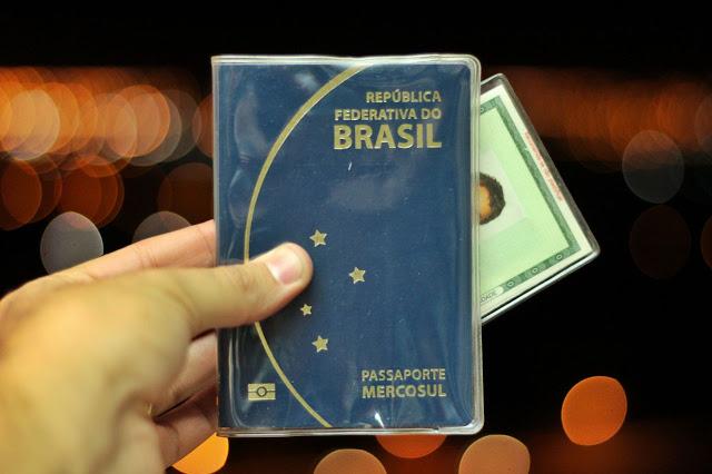 Passporte e RG