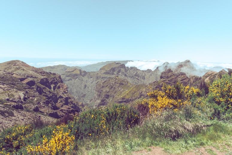 Pico do Arieiro Madera