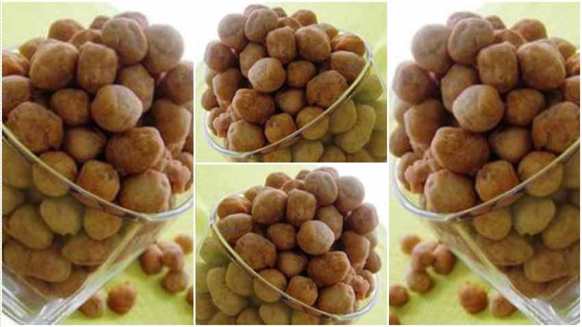 Resep Membuat Kacang Telur Yang Enak Renyah Manis Dan Gurih By Fatmah Bahalwan