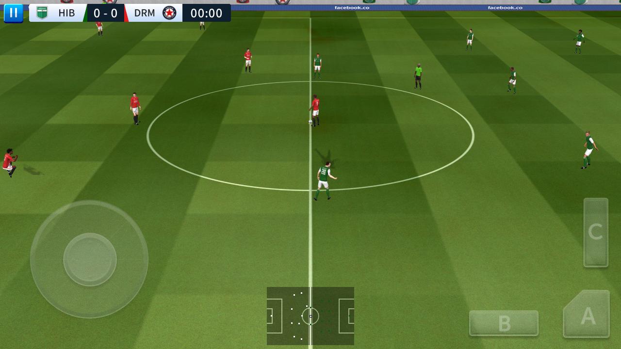 Dream League Soccer 2019 v6 13 MOD, Unlimited Money