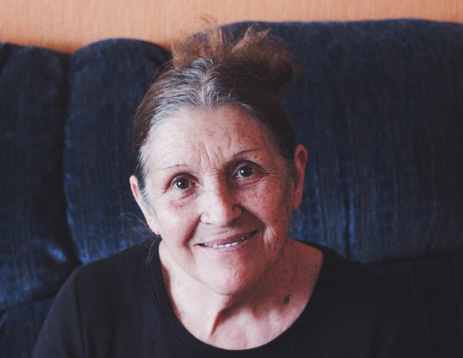 The listening ear project - Nilda, 72