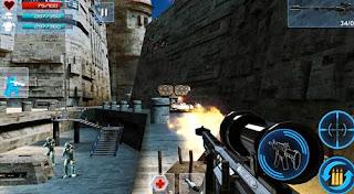 Permainan Tembakan Tembakan Android Enemy Strike