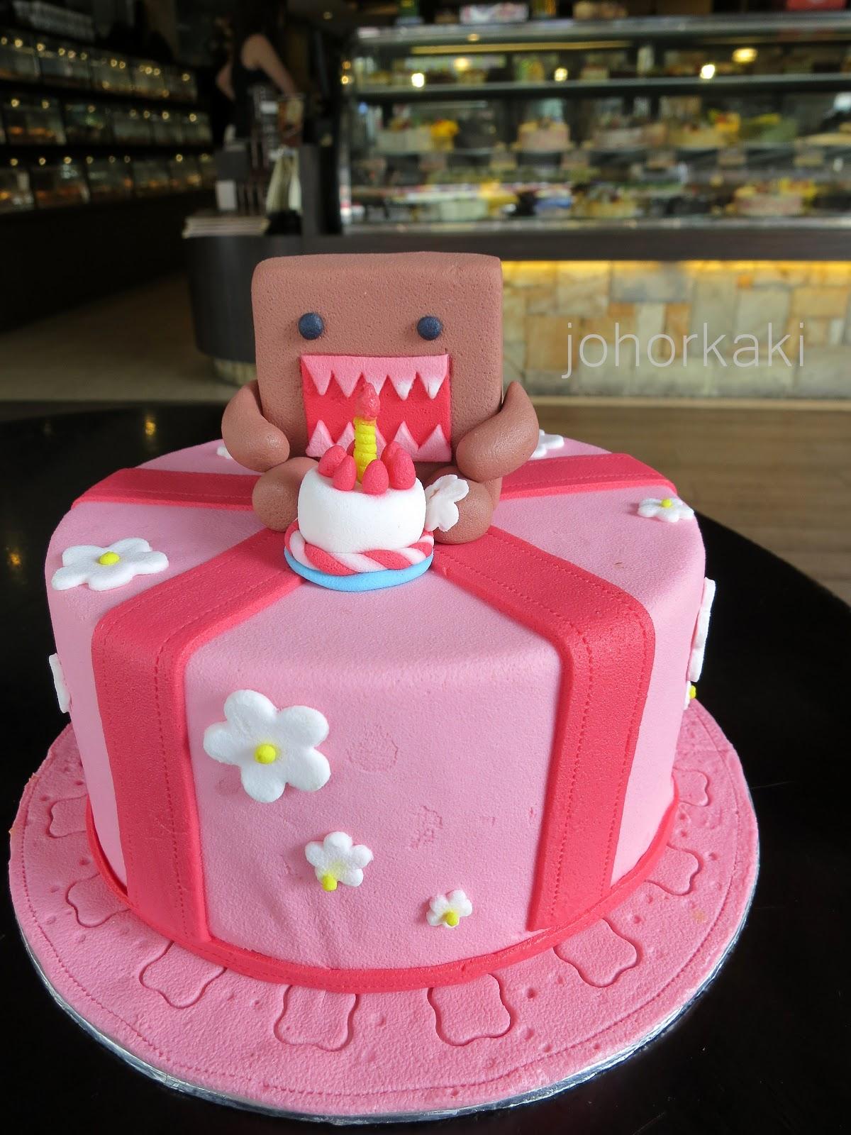 Designer Fondant Cakes By Moonlight Cake House In Johor Bahru Johor