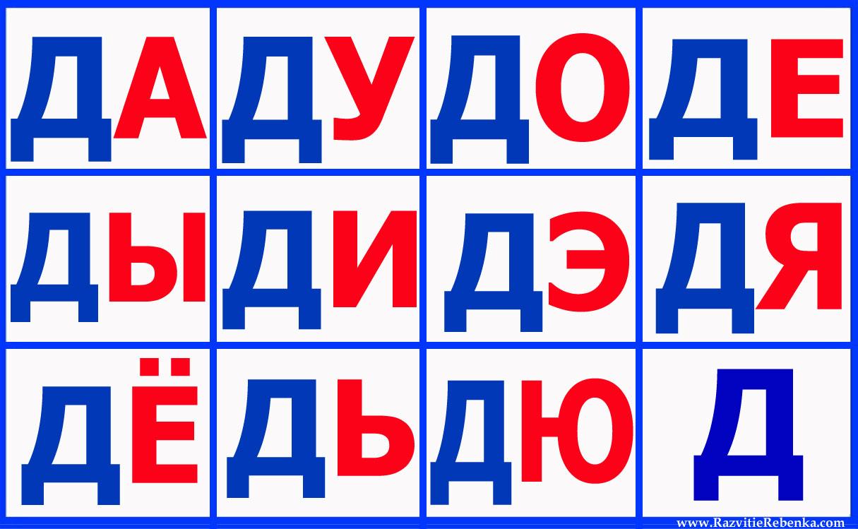 знакомство со слогом методика русского языка львов