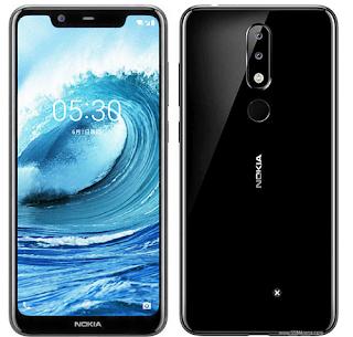 Harga HP Nokia 5.1 Plus (Nokia X5)