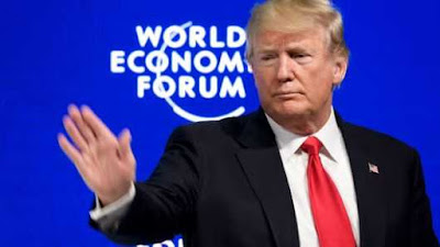 Trump Has Cancelled WEF Meeting